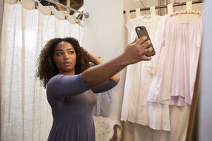 How to harness the power of the changing room selfie
