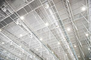 Warehouse lighting: LED systems can help drive efficiency