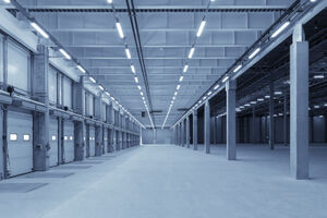 Warehouse lighting: LED systems can slash maintenance costs and downtime